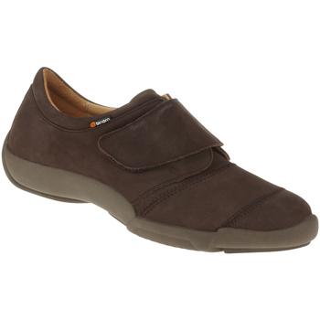 Schuhe Damen Slipper Binom Kletter Mia Farbe: braun braun