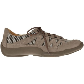 Schuhe Herren Sneaker Low Binom Schnürer Loris Farbe: beige beige