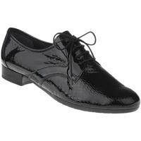Schuhe Damen Derby-Schuhe Lei By Tessamino Schnürer Fiorella Farbe: schwarz schwarz