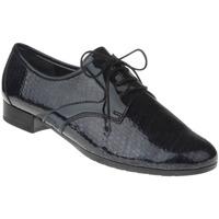 Schuhe Damen Derby-Schuhe Lei By Tessamino Schnürer Fiorella Farbe: blau blau