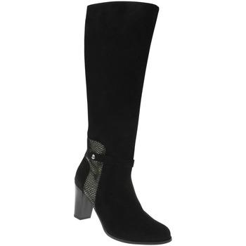 Schuhe Damen Klassische Stiefel Lei By Tessamino Stiefel Florina Farbe: schwarz schwarz