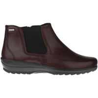 Schuhe Damen Boots Lei By Tessamino Stiefelette Davina Farbe: rot rot