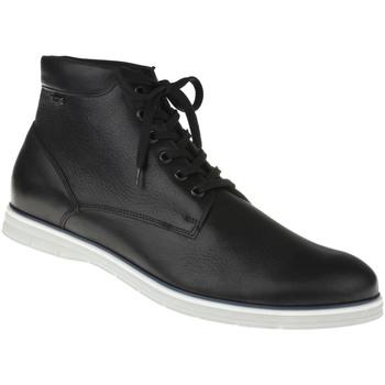 Schuhe Herren Sneaker High Lui By Tessamino Schnürer Fabio Farbe: schwarz schwarz