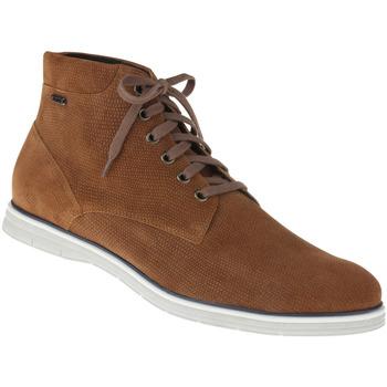Schuhe Herren Sneaker High Lui By Tessamino Schnürer Damiano Farbe: braun braun