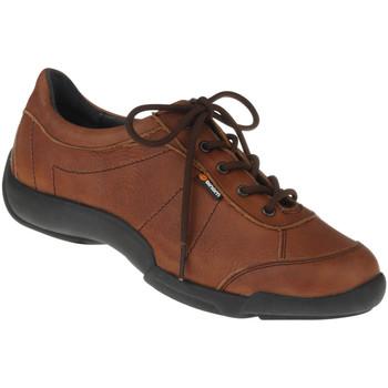 Schuhe Damen Derby-Schuhe Binom Schnürer Lauretta Farbe: braun braun