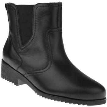 Schuhe Damen Boots Lei By Tessamino Stiefelette Michelle Farbe: schwarz schwarz