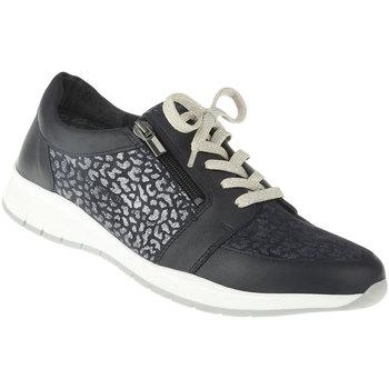Schuhe Damen Sneaker Low Lei By Tessamino Schnürer Naara Farbe: blau blau