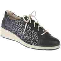 Schuhe Damen Derby-Schuhe Lei By Tessamino Schnürer Elena Farbe: blau blau