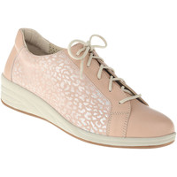 Schuhe Damen Derby-Schuhe Lei By Tessamino Schnürer Elena Farbe: rosa rosa