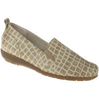 Schuhe Damen Slipper Natural Feet Slipper Clea Farbe: beige beige