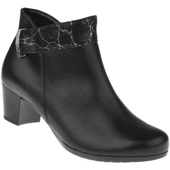 Schuhe Damen Low Boots Lei By Tessamino Stiefelette Sara Farbe: schwarz schwarz