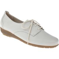 Schuhe Damen Derby-Schuhe Natural Feet Schnürer Larissa Farbe: beige beige