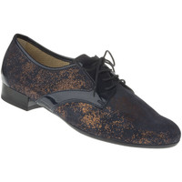 Schuhe Damen Derby-Schuhe Lei By Tessamino Schnürer Severa Farbe: blau blau
