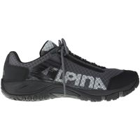 Schuhe Sneaker Low Alpina Schnürer Curly Farbe: schwarz schwarz