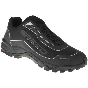 Schuhe Sneaker Low Alpina Schnürer Gil Farbe: schwarz schwarz