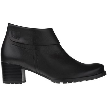 Schuhe Damen Low Boots Lei By Tessamino Stiefelette Patricia Farbe: schwarz schwarz