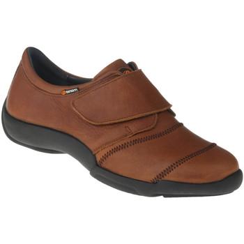 Schuhe Damen Derby-Schuhe Binom Kletter Stefania Farbe: braun braun
