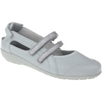 Schuhe Damen Ballerinas Natural Feet Ballerina Jennet Farbe: grau grau