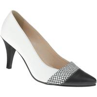 Schuhe Damen Pumps Lei By Tessamino Pumps Aurora Farbe: weiß weiß