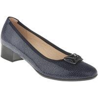 Schuhe Damen Pumps Lei By Tessamino Pumps Angelina Farbe: blau blau