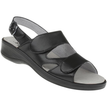 Schuhe Damen Sandalen / Sandaletten Natural Feet Sandalen Cornelia Farbe: schwarz schwarz