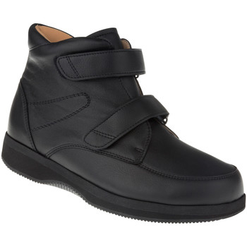 Schuhe Damen Boots Natural Feet Stiefel Narvik XL Farbe: schwarz schwarz