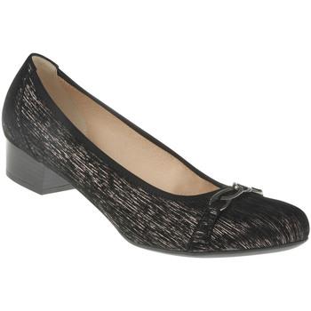 Schuhe Damen Ballerinas Lei By Tessamino Ballerina Emilia Farbe: schwarz schwarz