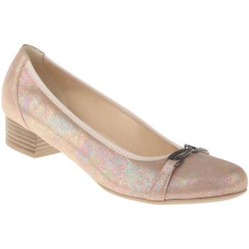 Schuhe Damen Ballerinas Lei By Tessamino Ballerina Emilia Farbe: puder puder