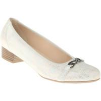 Schuhe Damen Ballerinas Lei By Tessamino Ballerina Emilia Farbe: weiß weiß