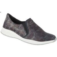 Schuhe Damen Slip on Lei By Tessamino Sneaker Lucia Farbe: blau blau