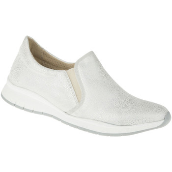 Schuhe Damen Slip on Lei By Tessamino Sneaker Lucia Farbe: weiß weiß