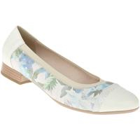 Schuhe Damen Ballerinas Lei By Tessamino Ballerina Amina Farbe: weiß weiß
