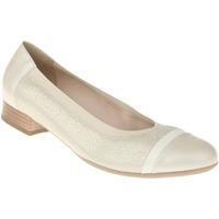 Schuhe Damen Ballerinas Lei By Tessamino Ballerina Amina Farbe: beige beige