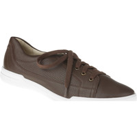 Schuhe Herren Sneaker Low Natural Feet Schnürer Sandro Farbe: braun braun