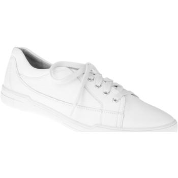Schuhe Herren Sneaker Low Natural Feet Schnürer Sandro Farbe: weiß weiß
