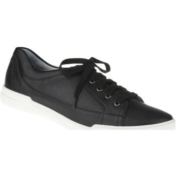 Schuhe Herren Sneaker Low Natural Feet Schnürer Sandro Farbe: schwarz schwarz
