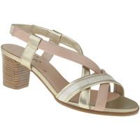 Schuhe Damen Sandalen / Sandaletten Lei By Tessamino Pumps Belinda Farbe: rosa rosa