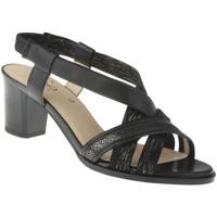 Schuhe Damen Sandalen / Sandaletten Lei By Tessamino Pumps Belinda Farbe: schwarz schwarz