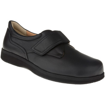 Schuhe Herren Derby-Schuhe Natural Feet Kletter Klaas XL Farbe: schwarz schwarz