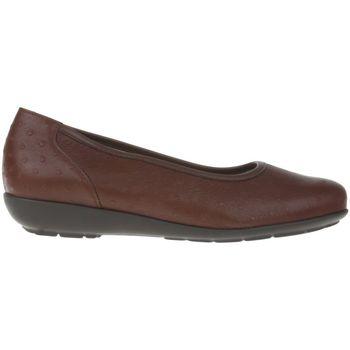 Schuhe Damen Ballerinas Natural Feet Ballerina Celine Farbe: braun braun