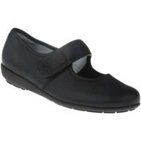 Schuhe Damen Ballerinas Natural Feet Ballerina Susanne Farbe: schwarz schwarz