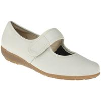Schuhe Damen Ballerinas Natural Feet Ballerina Susanne Farbe: beige beige