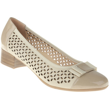 Schuhe Damen Pumps Lei By Tessamino Ballerina Sophia Farbe: beige beige