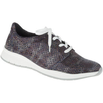 Schuhe Damen Sneaker Low Lei By Tessamino Sneaker Noemi Farbe: blau blau