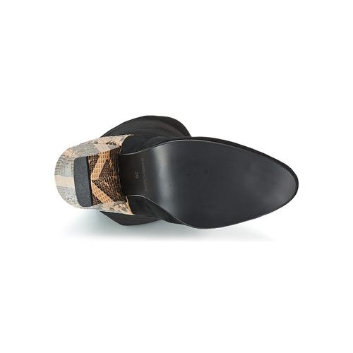 See by Chloé SB25005 Schwarz  Schuhe Klassische Stiefel Damen 436