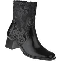 Schuhe Damen Low Boots Lei By Tessamino Stiefelette Safira Farbe: schwarz schwarz