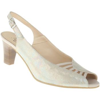 Schuhe Damen Sandalen / Sandaletten Lei By Tessamino Pumps Natalia Farbe: beige beige