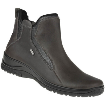 Schuhe Damen Boots Lei By Tessamino Stiefelette Ludovica Farbe: grau grau