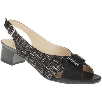 Schuhe Damen Sandalen / Sandaletten Lei By Tessamino Pumps Luisa Farbe: schwarz schwarz