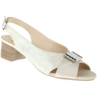 Schuhe Damen Sandalen / Sandaletten Lei By Tessamino Pumps Luisa Farbe: beige beige
